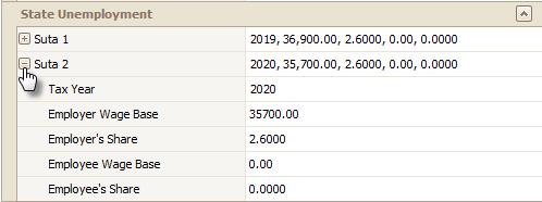 SUTA Rate Example