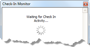 check-in-monitor-waiting