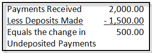 undeposited-pmt-example