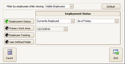 payroll-reports-employee-filter-screen