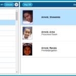 Procare Web Apps: Check-In Screen